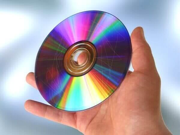 CD-DVD -disky