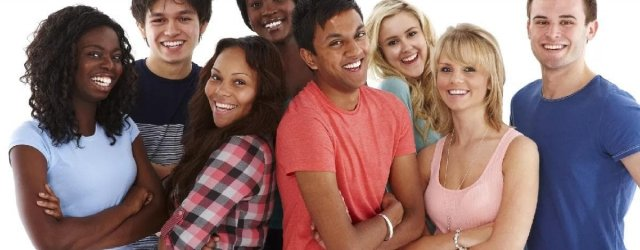 люди разной расы