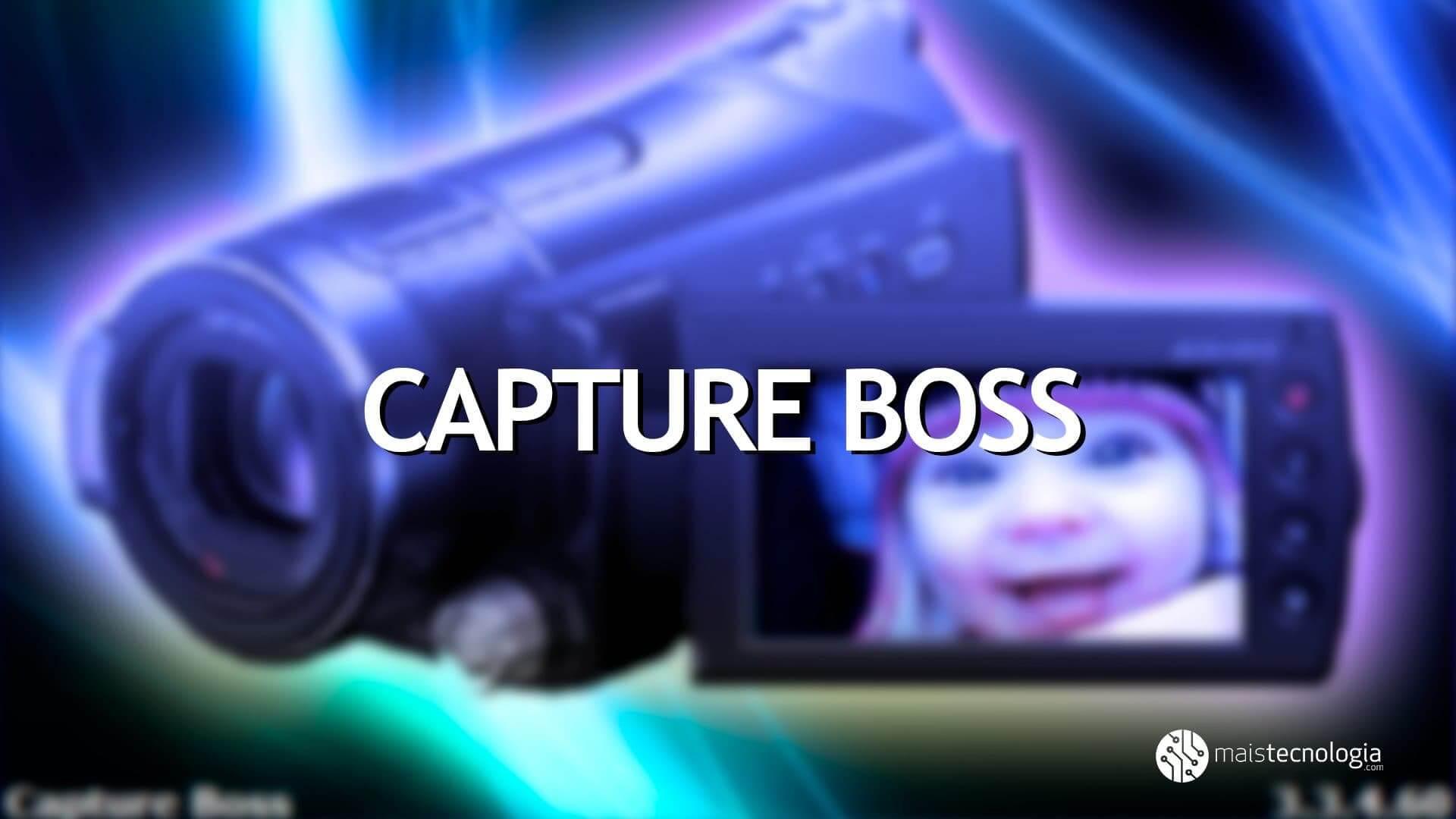 Программа Capture-Boss