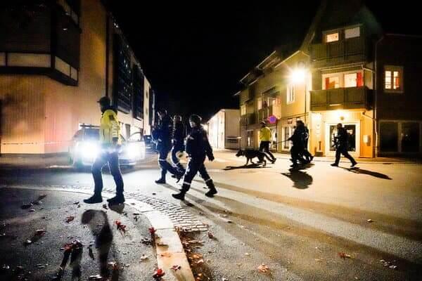 Норвегия-убийства